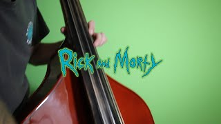Rick And Morty Theme Cover