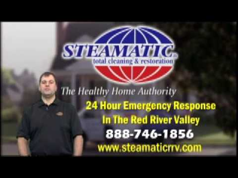 * STEAMATIC SPRING CLEANING! Fire, Water, Mold, Air Duct & Carpets!