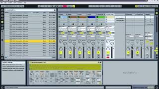 Основы создания трека в Ableton Live(Армен Абачян)