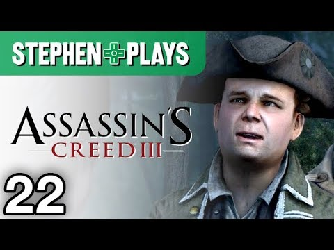 Assassin's Creed III #22 • Paul Revere's Backseat Pointing