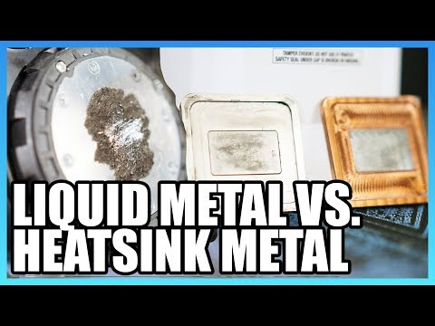 How Liquid Metal Affects Copper, Nickel, and Aluminum (Corrosion Test)