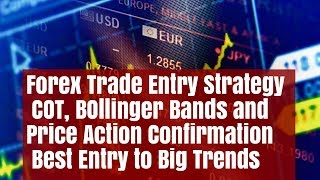 Forex Trade Entry Strategy Bollinger Bands & Price Action