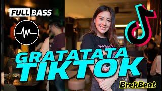 DJ TIKTOK REMIX SEINORA GRATATATA + HADAL AHBEK - Music Breakbeat Terbaru