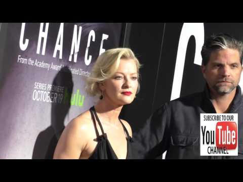 Gretchen Mol at the Premiere Of Hulu's Chance at Harmony Gold Theatre in Hollywood