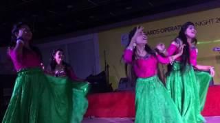Resmi curi dance-