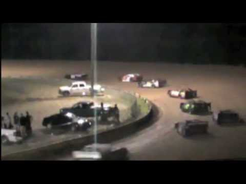 Super Street Race at Dublin Motor Speedway 07-30-11