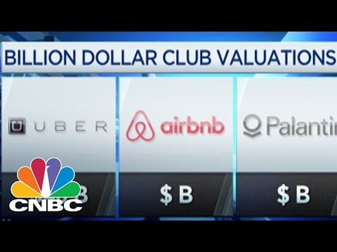 Billion Dollar Start Ups: Uber, Square, and More | CNBC