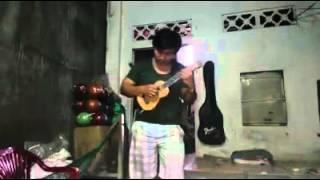 ukulele love you and love me [ mua nhat nhoa ] pham giang