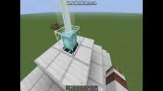 как построить пирамиду с маяком в minecraft 1.4+