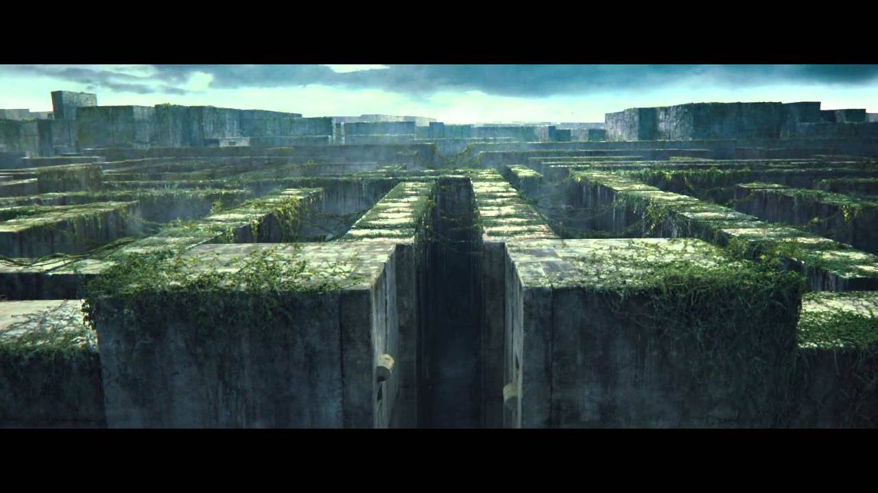 The Maze Runner official movie trailer (2014) Sci-Fi Post