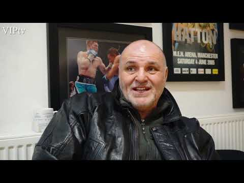 John Fury talks Tyson,Tommy and a December to remember