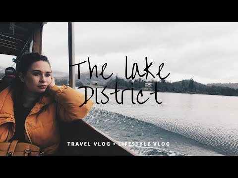 Things to do and see in Keswick - Lake District 🏔☁️ Travel Vlog