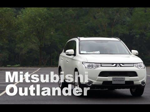 Фото к видео: Полная эволюция Mitsubishi Outlander