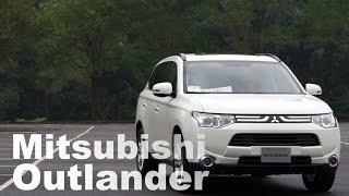 完整進化 Mitsubishi Outlander