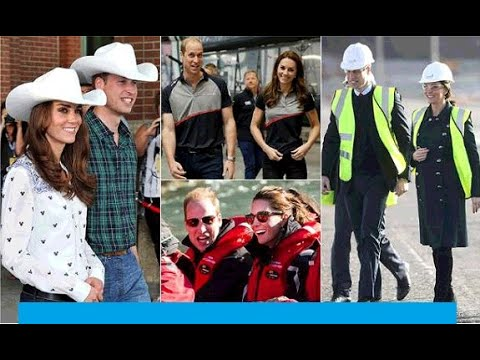 Prince William and Kate's best twinning moments in photos - 247 News