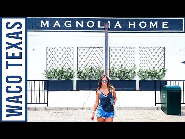 Tour of the MAGNOLIA SILOS - An Interior Designer's Dream - Waco Texas