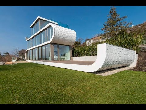 Unique Modern Home in Zurich
