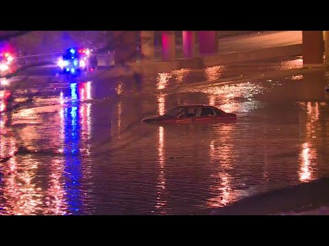 Interstate 70 reopens in St. Louis after water main break