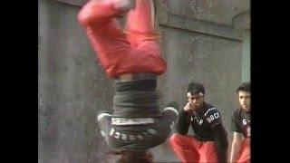 breakdancing in new zealand 26 June1984