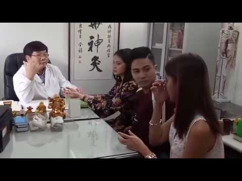 Celebrities Visited Traditional Chinese Medicine Acupuncture Clinic at Binondo Manila Philippines