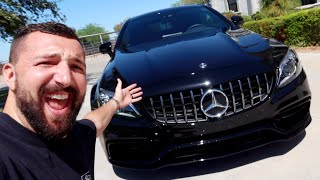 I BOUGHT A NEW 2020 MERCEDES AMG C63!!