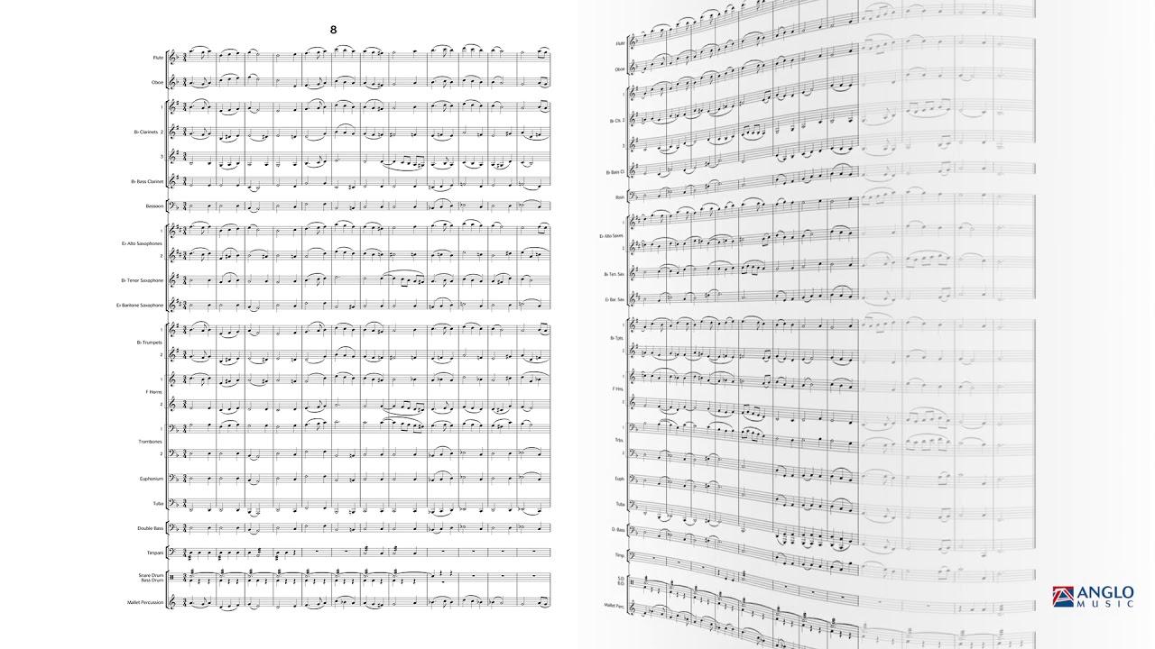 NEW & RECENT Publications - Just Music - Brass Band Sheet