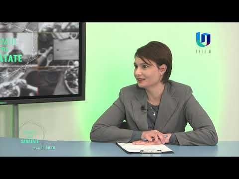 TeleU: Dr. Dinu Vermesan la Drumul spre Sănătate