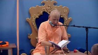 Шримад Бхагаватам 1.9.49 - Нитай Чайтанья Госвами