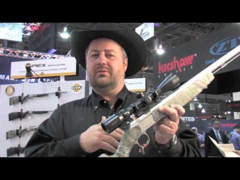 SHOT Show 2013: CVA Optima V2