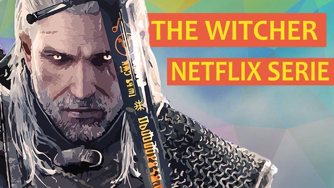 The Witcher Die Serie