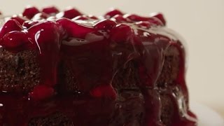 Dessert Recipes - How to Make Black Forest Cake