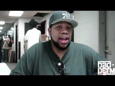 Rapper Big Pooh Interview on Bad-Perm.com