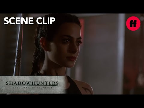 shadowhunters-|-season-2,-episode-1:-izzy-&-clary-train-|-freeform