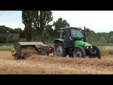 Landb. Van de Steene - Deutz-Fahr DX 4.57 - Gallignani