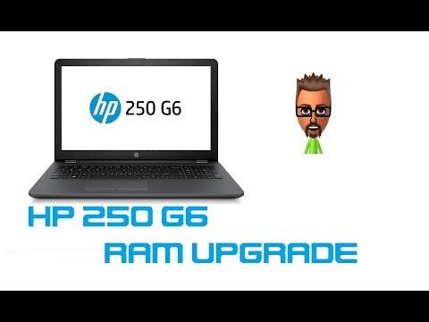 HP 250G6 Aumentare la RAM