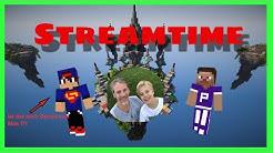 ❤ Minecraft live 💙💥jetzt wieder mit  PAPA-CAM 💛💥 ❤mit Dennis & Papa❤