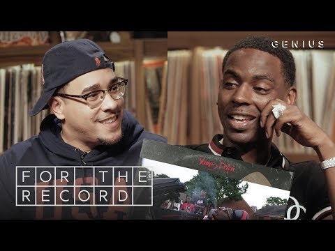 Young Dolph Discusses Turning Down $22 Million, His Label And 'Role Model'   For The Record Mp3
