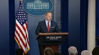"Sean Spicer says Hitler ""didn"