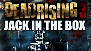DEAD RISING 3 - JACK IN THE BOX BLUEPRINT TUTORIAL !