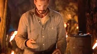 Survivor Nihat Altınkaya Kamerayı Şaşırma. (6. Sezon, ÜnlüVsGönüllü 2, 2012)