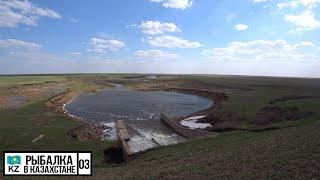 Иванковка Плотина еще держит Рыбалка в Мае 2020