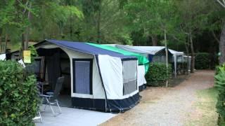 Camping en zwembad camping Molino di Fuogo Vada 2013