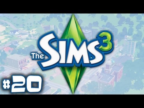 The Sims 3 - Part #20: It's My Birthday! |