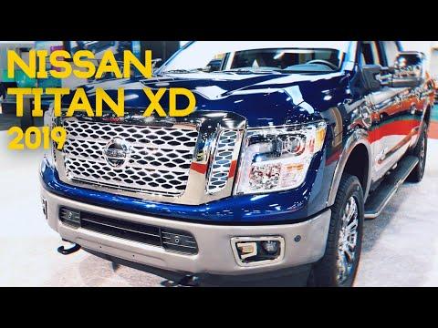 Nissan Titan XD 2019 No MIAMI INTERNATIONAL AUTO SHOW - Walkaround