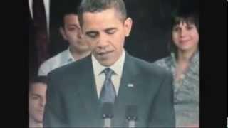 Barack Obama Admits he was born in Kenya Speech