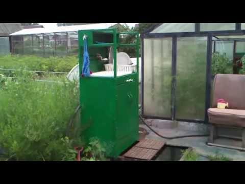 видео: самодельный умывальник на даче