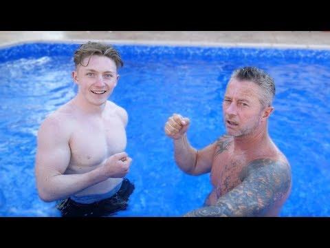 DAD vs SON | WIlsons in Napa ☀️