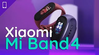 XIAOMI MI BAND 4 - Vale a pena? Análise Review Completo