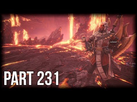 Monster Hunter: World - 100% Walkthrough Part 231 [PS4 Pro] – The Scorn of the Sun thumbnail