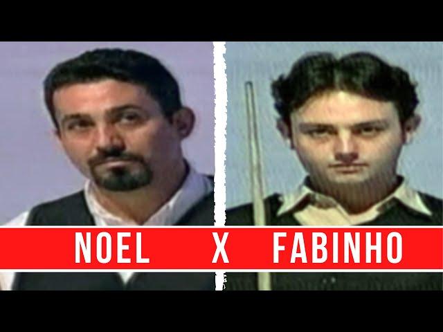 Noel x Fabinho - Regra Brasileira 2003